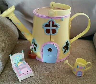 Fifi and the flowertots watering can house playset toy