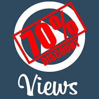 Buy 10,000 Instagram Video View   Choose Video Or Apply to All - 100% Safe