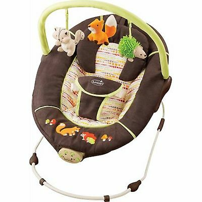 NEW Summer Sweet Comfort Musical Baby Bouncer NRFB