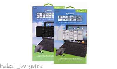 Wireless Bluetooth Keyboard for iPhone/ iPad/ Tablet/ Smart Phone