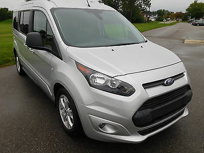 2016 Ford Transit Connect XLT 2016 FORD TRANSIT CONNECT PASSENGER  XLT