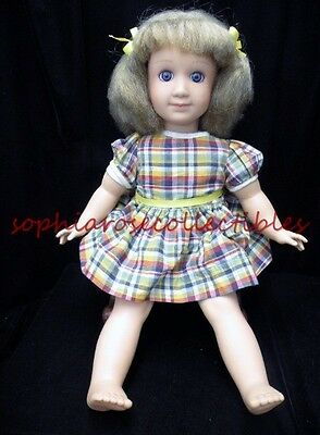 vintage  interactive PAMELA doll by WORLDS OF WONDER battery operated/cartridges
