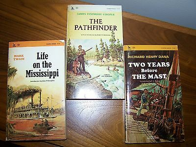 "Vintage Airmont Paperback Books Classic Series 1960""s Lot of 3"