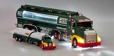 Hess Toy Trucks (2014 Anniversary and Yearly Model)