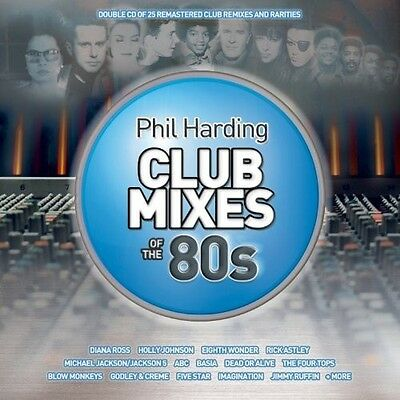 Various Artists - Phil Harding Club Mixes of the 80s / Various [New CD]