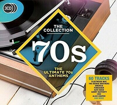 Various Artists - 70s: Collection / Various [New CD] UK - Import