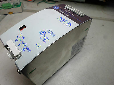 ALLEN BRADLEY POWER SUPPLY - 24DC 4amps - 100-120/200-240 Supply - 1606-XLDNET4