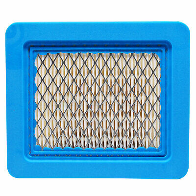 Lawnmower Flat Air Filter Cartridge for Briggs & Stratton 491588s