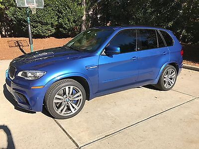 2013 Bmw X5 M Bmw X5 M Excellent Condition 555 H.p. Twin Turbo - Price Drop - No Reserve