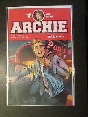 All New! Archie #1 (Archie Comics) First Print Cover A, NEW, UNREAD!