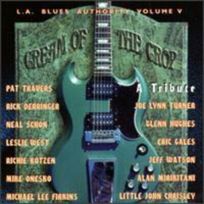 Various Artists - Los Angeles Blues Authority, Vol. 5: Cream Of The Crop [New CD