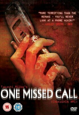 One Missed Call [2007] [DVD] [2008] - DVD  4QVG The Cheap Fast Free Post