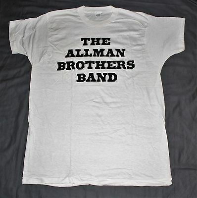 The Allman Brothers Band T-Shirt - Mid 90's Printing  - with SPECIAL FREE BONUS
