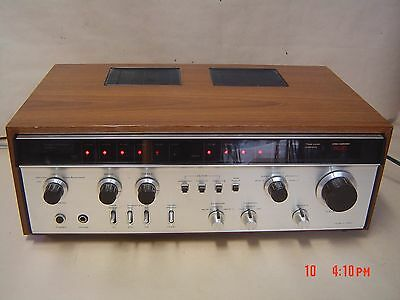 L&G L 2800  Intergrated Amplifier made by Luxman. Rare Vintage