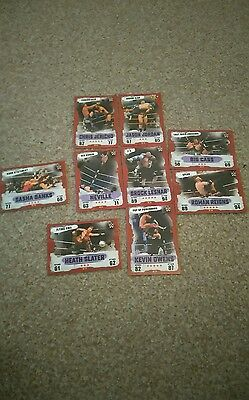 wwe slam attax takeover