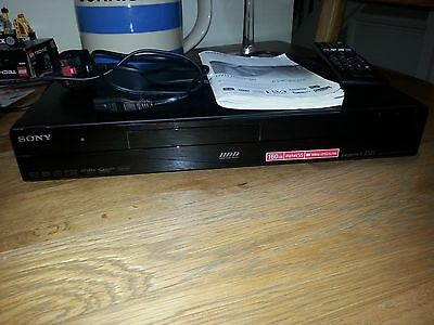 Sony DVD Recorder RDR-DC100 160GB with remote
