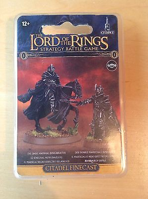 Games Workshop Lord Of The Rings The Dark Marshall ( Ringwraith )