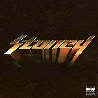 Post Malone - Stony [New CD] Explicit, Deluxe Edition