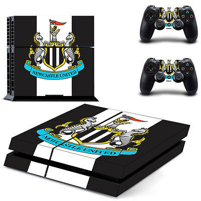 Newcastle United Skin for Playstation 4