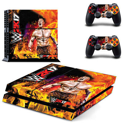 WWE Skin for Playstation 4