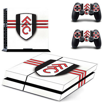 Fulham Skin For PS4