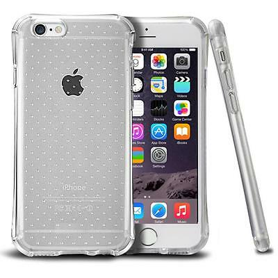 iPhone 5c cushion Shock proof  gel clear  bumper case cover