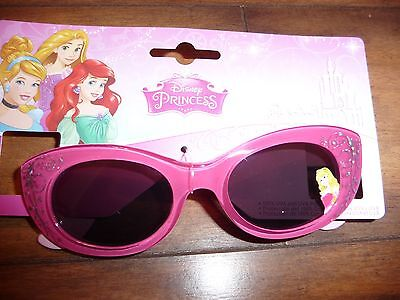 The Disney girls pretty pink Rapunzel sunglasses UVA protection NEW Size 3+