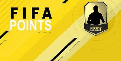 FIFA 17 Xbox One Account With 12,300 Fifa Points
