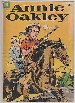 Annie Oakley First Issue 1953 Dell Western Four Color #438