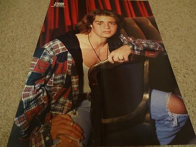 David Charvet Joey Lawrence teen magazine poster clipping Bop Free Shipping