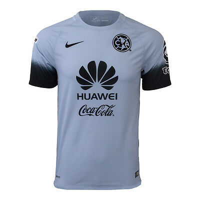 Men's NIKE 2016 Club America Third Jersey - Size Small - 709526-469