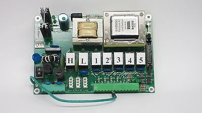 Power Board for American Changer AC2007