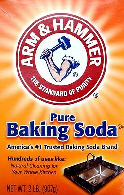 ARM & HAMMER 'Pure Baking Soda' America's No 1  907 gr Original aus USA