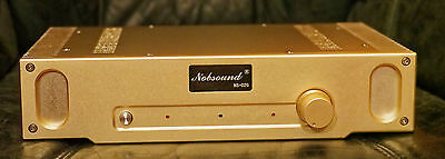 Nobsound Hood 1969 Gold Pure Class A Power AMP Amplifier Audio HIFI Verstärker