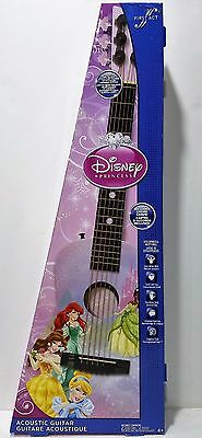 Disney Princess First Act Acoustic Guitar  Model # :dp705 New In Box