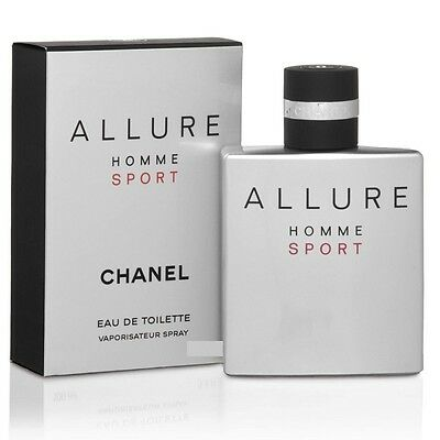 Chanel Allure Homme Sports 50ml EDT (M) SP Mens 100% Genuine (New)
