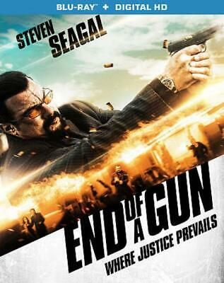 End Of A Gun New Blu-Ray