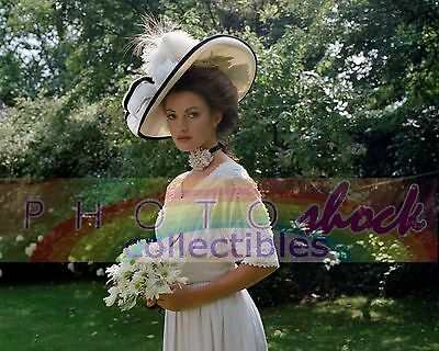 JANE SEYMOUR actress Somewhere in time movie beautiful 8X10 souvenir photo