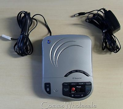 BT Response 75+ Digital Answer Machine with Pre-Recorded OGM, wall mount etc.
