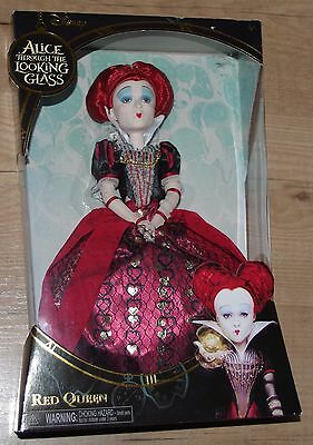 Disney Alice Through the Looking Glass new doll Red Queen of Harts