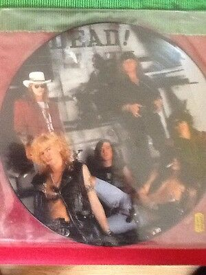 "Guns 'n' Roses Dont Cry Ltd Etn German 12"" Vinyl Picture Disc"