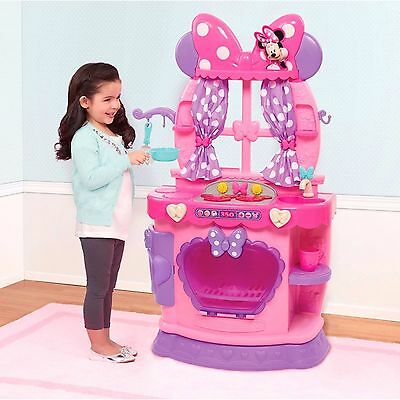 Disney Minnie Mouse Sweet Surprises Kitchen New EXPEDITED BDAY XMAS GIFT