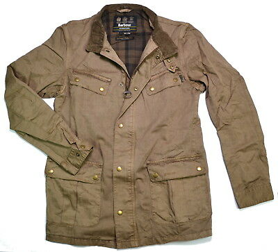 BARBOUR INTERNATIONAL Washed Enfield Cotton Jacket