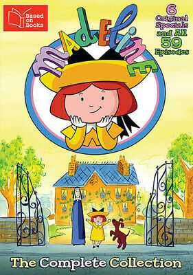 Madeline: The Complete Collection - 6 DISC SET (2015, DVD NEW)