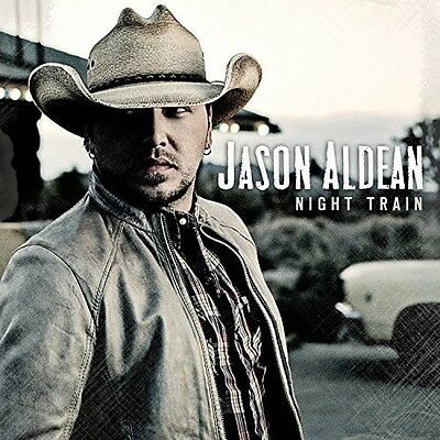 Jason Aldean - Night Train [New CD] UK - Import