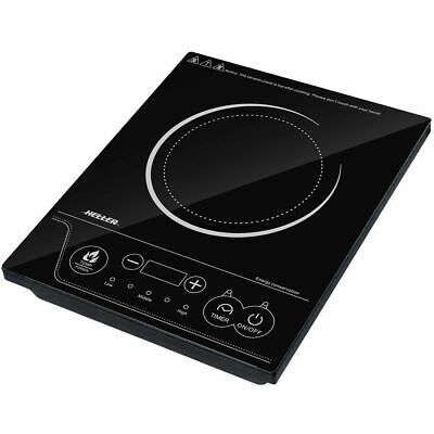 Heller 2000W Electric Single Induction Cooker/Hot Plate Digital Display Cook Top