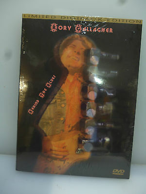 Rory Gallagher-Behind The Blues. 1971/1972/1974/1985.-Dvd Digipack-New.sealed.