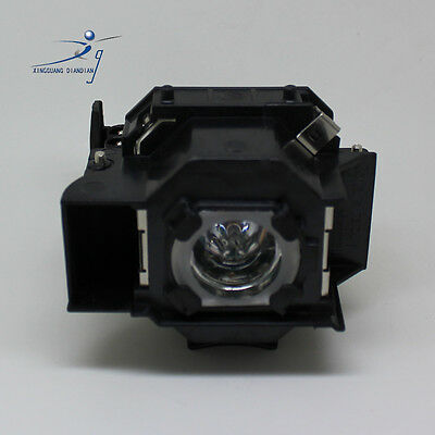 Replacement Lamp ELPLP33 Housing for EPSON EMP-TWD3/EMP-TW20H/EMP-S3L Projector