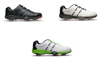 *2016* Callaway Chev Mulligan Waterproof Golf Shoes (Various Colours & Sizes)