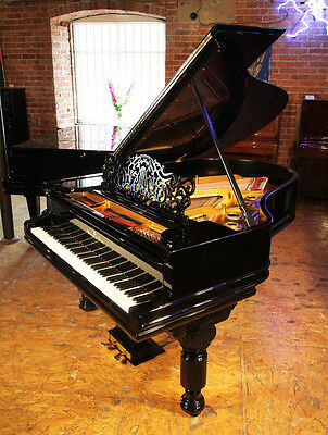 Rebuilt, Antique, 1887, Steinway Model A piano. 88 notes. Fluted, Barrel Legs.